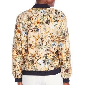 Philosophy floral bomber jacket